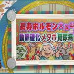 NHK「ガッテン!」でアディポネクチンが紹介されていたのをご存じですか?